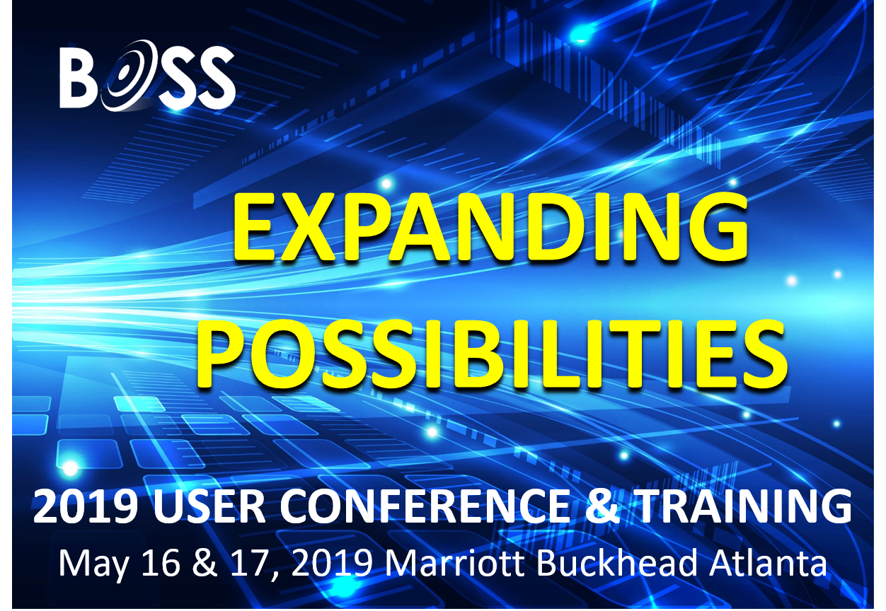 2019 User Conference Large Graphic 1